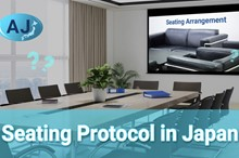 Seating Protocol in Japan - Seating Arrangement