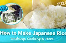 How to Make Japanese Rice: Washing, Cooking & More