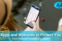 Free Apps and Websites to Protect You from Natural Disasters in Japan​